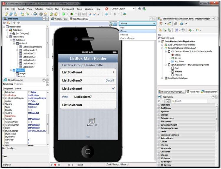 Desenvolvendo Aplicações para iOS com Delphi