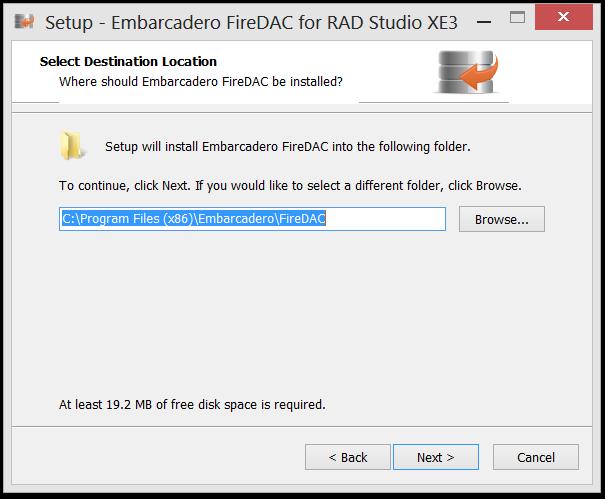 Instalando o FireDac no RAD STUDIO XE3 (2/6)
