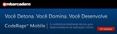 Baixe as Apresentações do Coderage Mobile Brasil