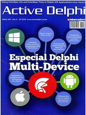 Edição 109 da Active Delphi