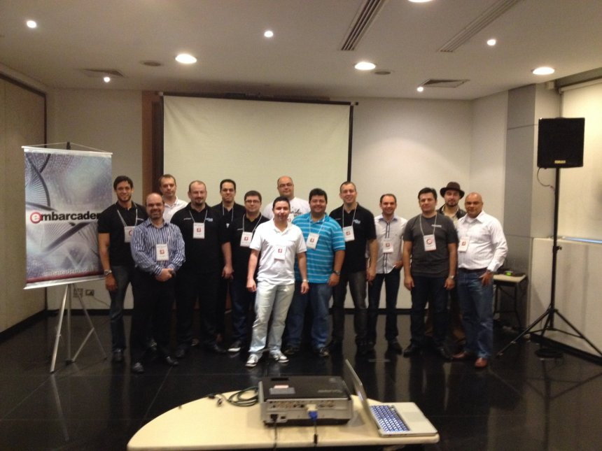 Embarcadero Conference - 2013 - MVPs e Palestrantes