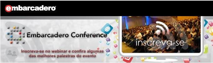 Webinar Embarcadero Conference