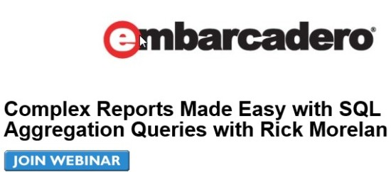 Complex Reports Made Easy with SQL Aggregation Queries with Rick Morelan