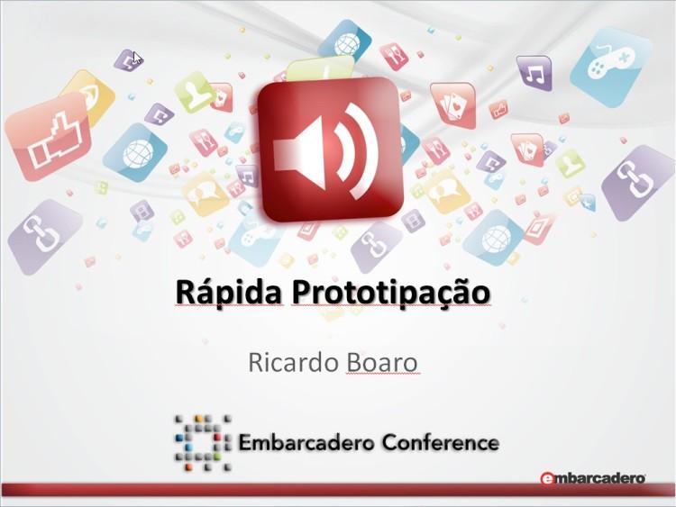 Palestra Embarcadero Conference 2013