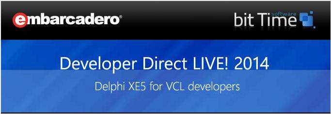 Developer Direct LIVE a Milano e Roma!