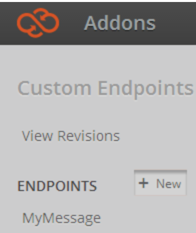 Using Custom Endpoints to create a BaaS enabled Desktop application for sending notifications to your mobile apps