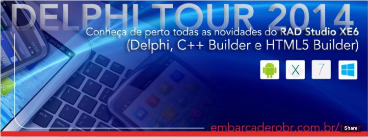 Delphi Tour 2014