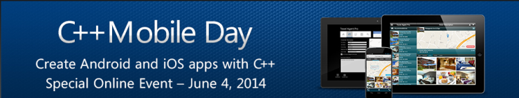 C++ Mobile Day