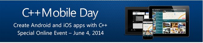 C++ Mobile Day - June 4th