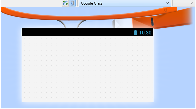 Developing Native Google Glass Apps