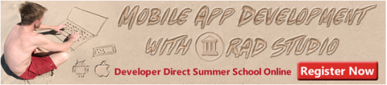 Developer Direct Summer School Starts Monday July 7th